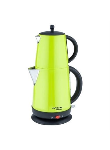 AWOX Awox Demplus Çaycı 1.7 L Çay Makinesi Yeşil